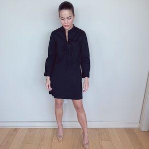 Theory Black Tunic dress. Size 00